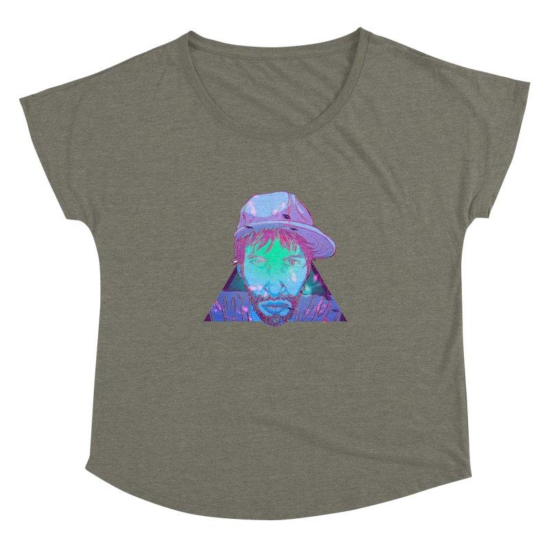 Triangle Women's Dolman by 1111cr3w's Artist Shop