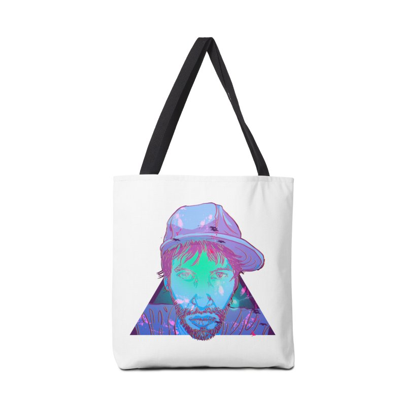 Triangle Accessories Bag by 1111cr3w's Artist Shop