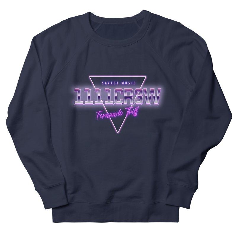 Savage Men's Sweatshirt by 1111cr3w's Artist Shop