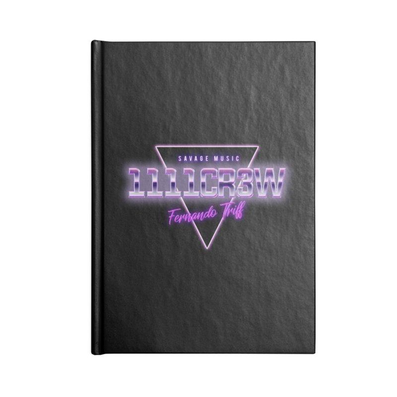 Savage Accessories Notebook by 1111cr3w's Artist Shop