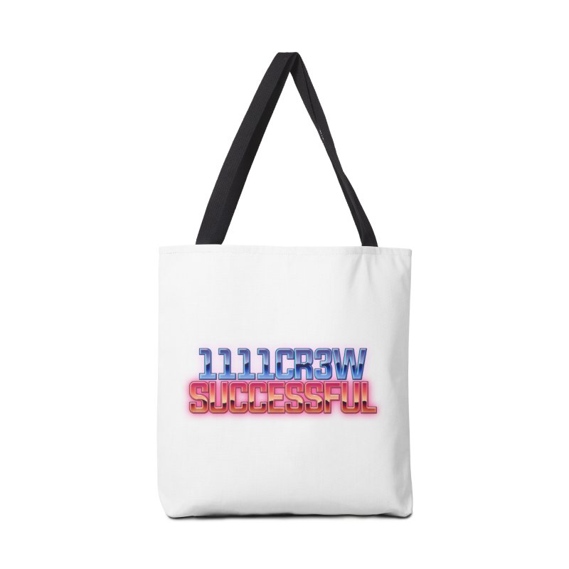Successful Accessories Tote Bag Bag by 1111cr3w's Artist Shop