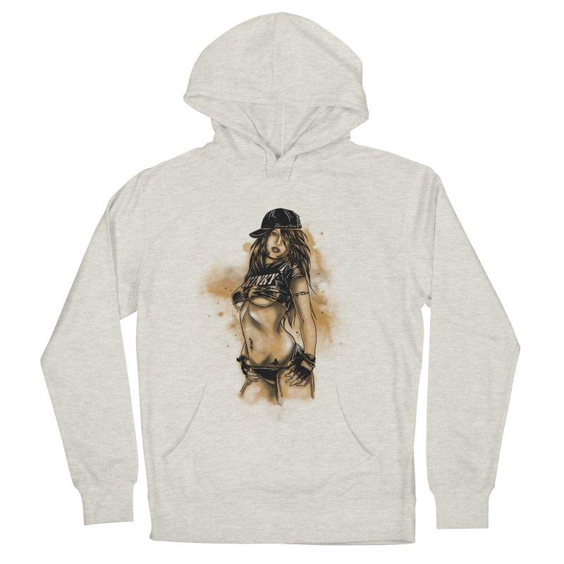 Girl Men's Pullover Hoody by 1111cr3w's Artist Shop