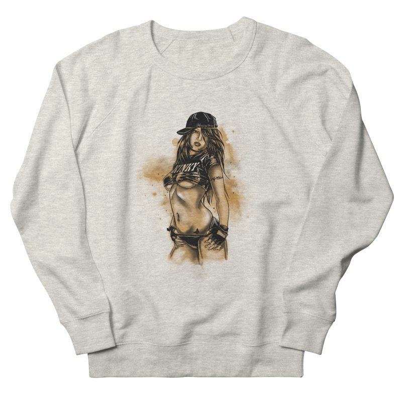 Girl Women's Sweatshirt by 1111cr3w's Artist Shop