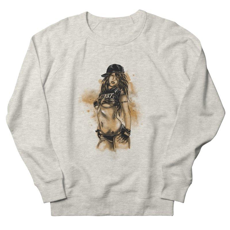 Girl Men's Sweatshirt by 1111cr3w's Artist Shop