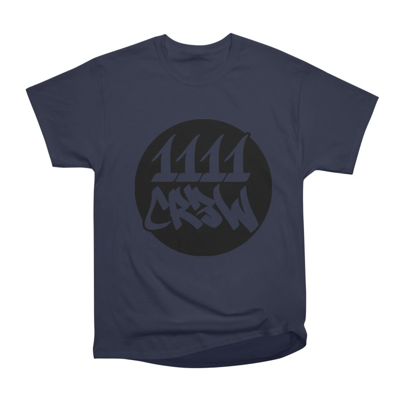 1111CR3W Women's Heavyweight Unisex T-Shirt by 1111cr3w's Artist Shop