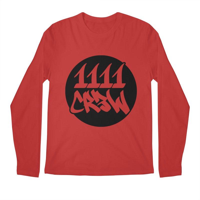 1111CR3W Men's Regular Longsleeve T-Shirt by 1111cr3w's Artist Shop