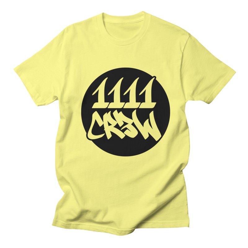 1111CR3W Women's Regular Unisex T-Shirt by 1111cr3w's Artist Shop