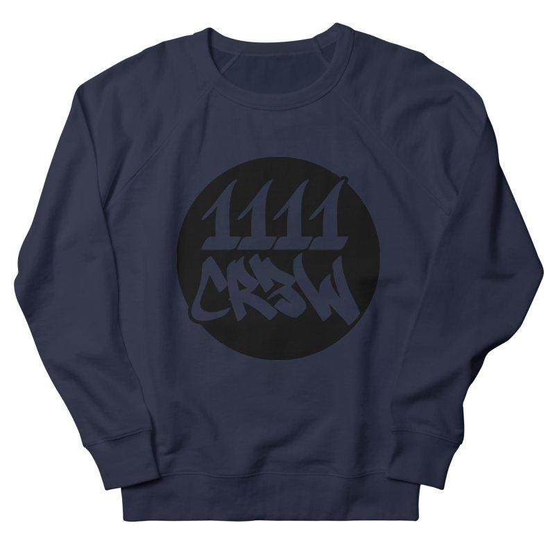 1111CR3W Women's French Terry Sweatshirt by 1111cr3w's Artist Shop