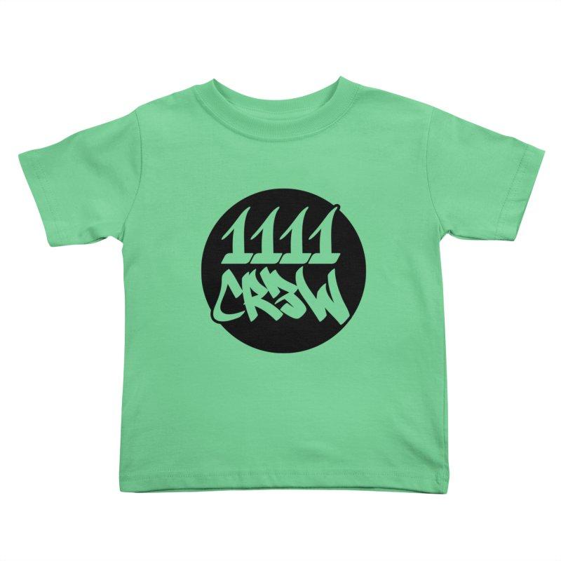 1111CR3W Kids Toddler T-Shirt by 1111cr3w's Artist Shop