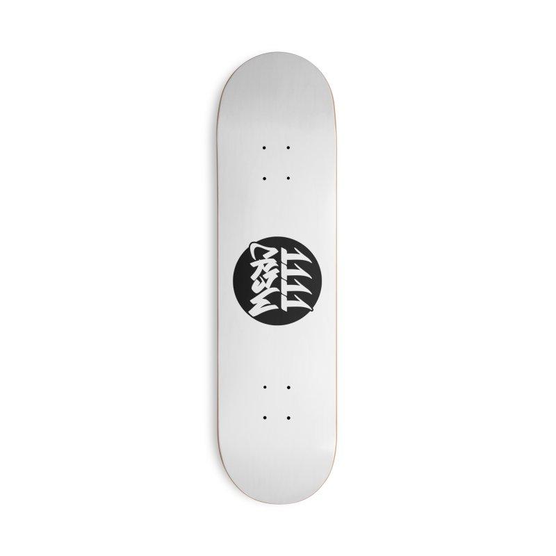 1111CR3W Accessories Skateboard by 1111cr3w's Artist Shop