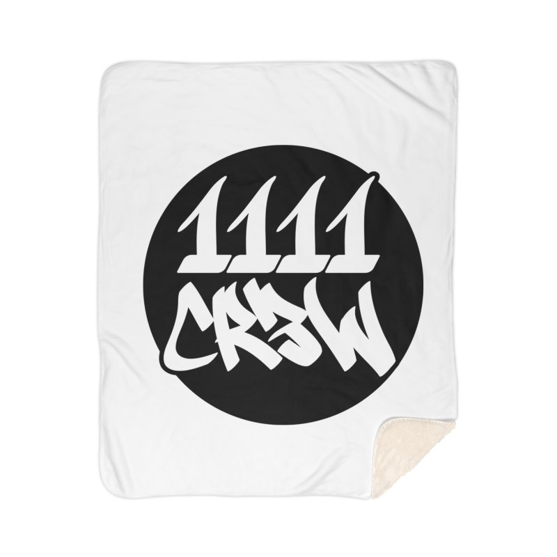 1111CR3W Home Blanket by 1111cr3w's Artist Shop