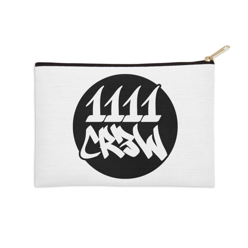 1111CR3W Accessories Zip Pouch by 1111cr3w's Artist Shop