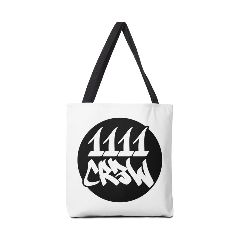 1111CR3W Accessories Tote Bag Bag by 1111cr3w's Artist Shop