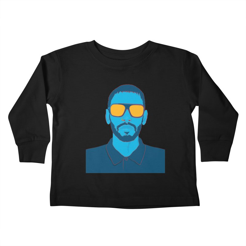 Nirvana Kids Toddler Longsleeve T-Shirt by 1111cr3w's Artist Shop