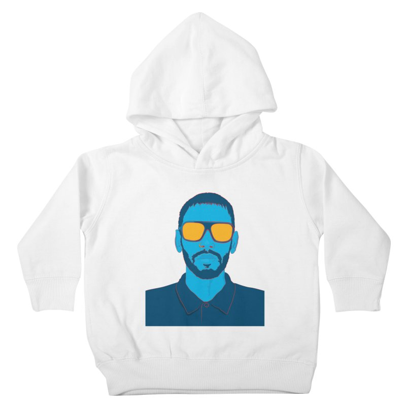 Nirvana Kids Toddler Pullover Hoody by 1111cr3w's Artist Shop