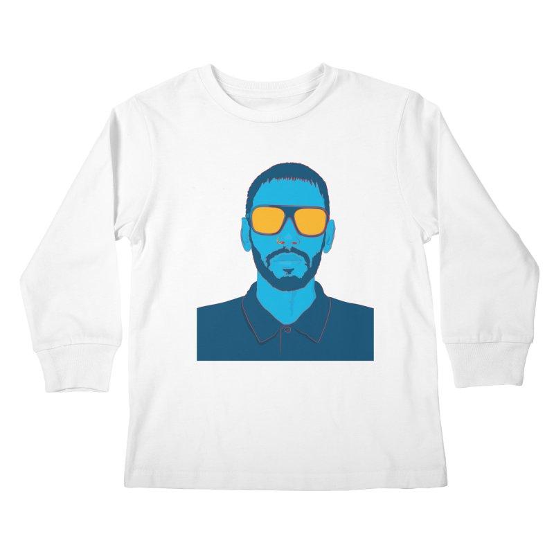 Nirvana Kids Longsleeve T-Shirt by 1111cr3w's Artist Shop