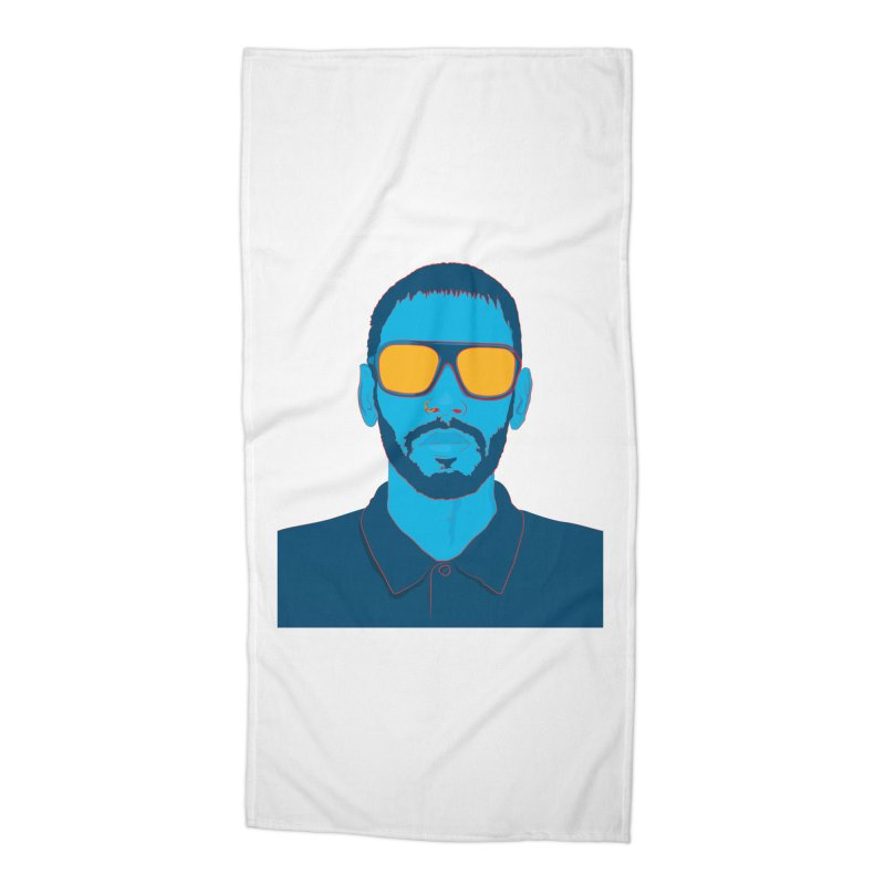 Nirvana Accessories Beach Towel by 1111cr3w's Artist Shop