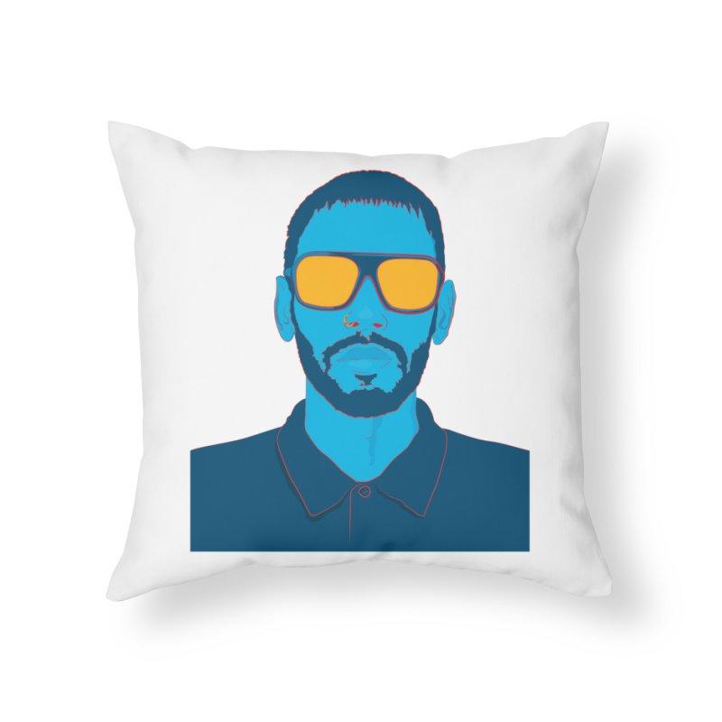 Nirvana Home Throw Pillow by 1111cr3w's Artist Shop