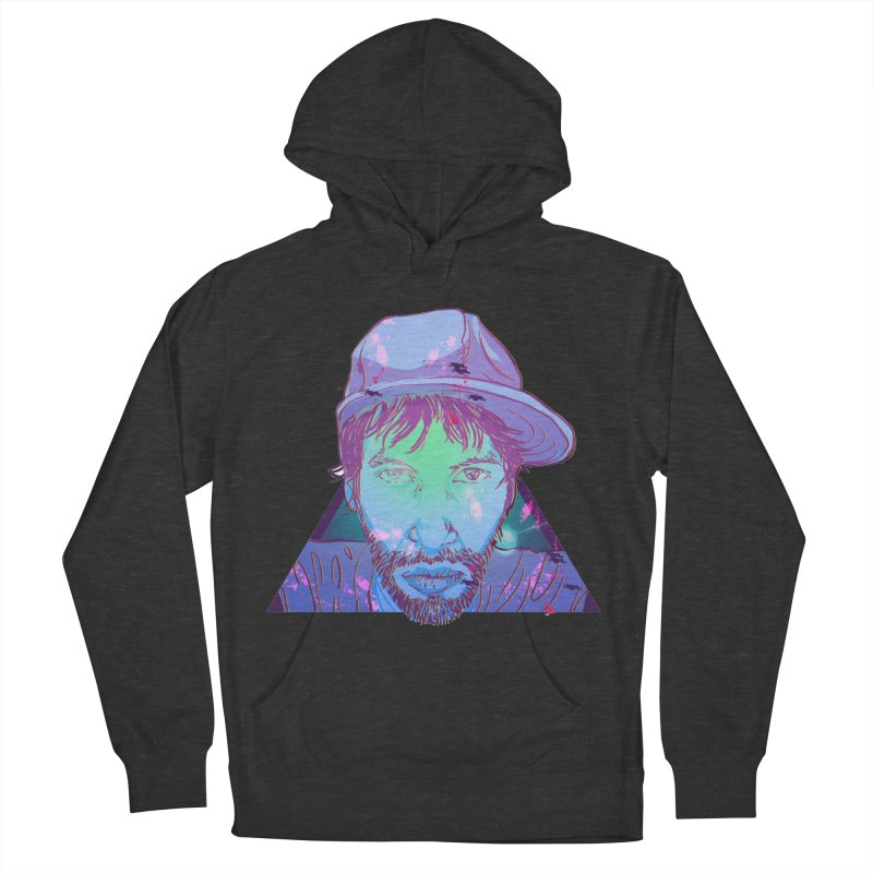 Triff Triangle Head Men's French Terry Pullover Hoody by 1111cr3w's Artist Shop