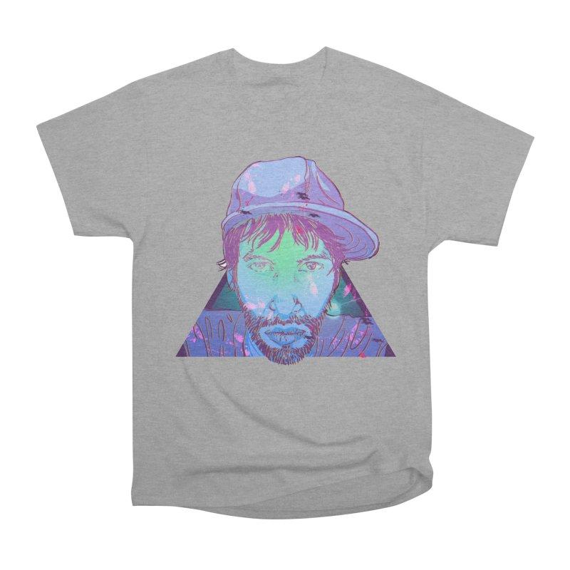 Triff Triangle Head Men's Heavyweight T-Shirt by 1111cr3w's Artist Shop