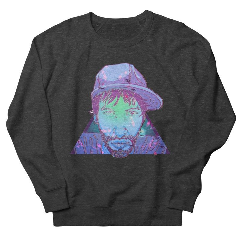 Triff Triangle Head Men's French Terry Sweatshirt by 1111cr3w's Artist Shop