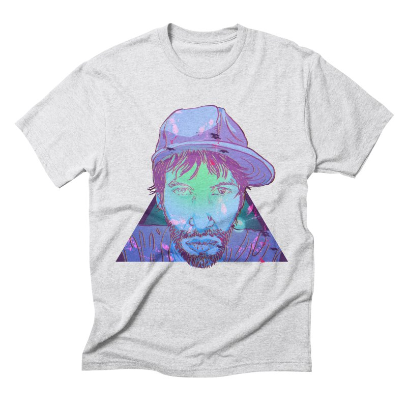 Triff Triangle Head Men's Triblend T-Shirt by 1111cr3w's Artist Shop