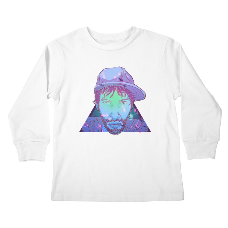 Triff Triangle Head Kids Longsleeve T-Shirt by 1111cr3w's Artist Shop