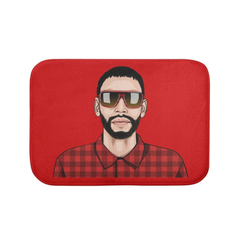 Let's Rock Home Bath Mat by 1111cr3w's Artist Shop