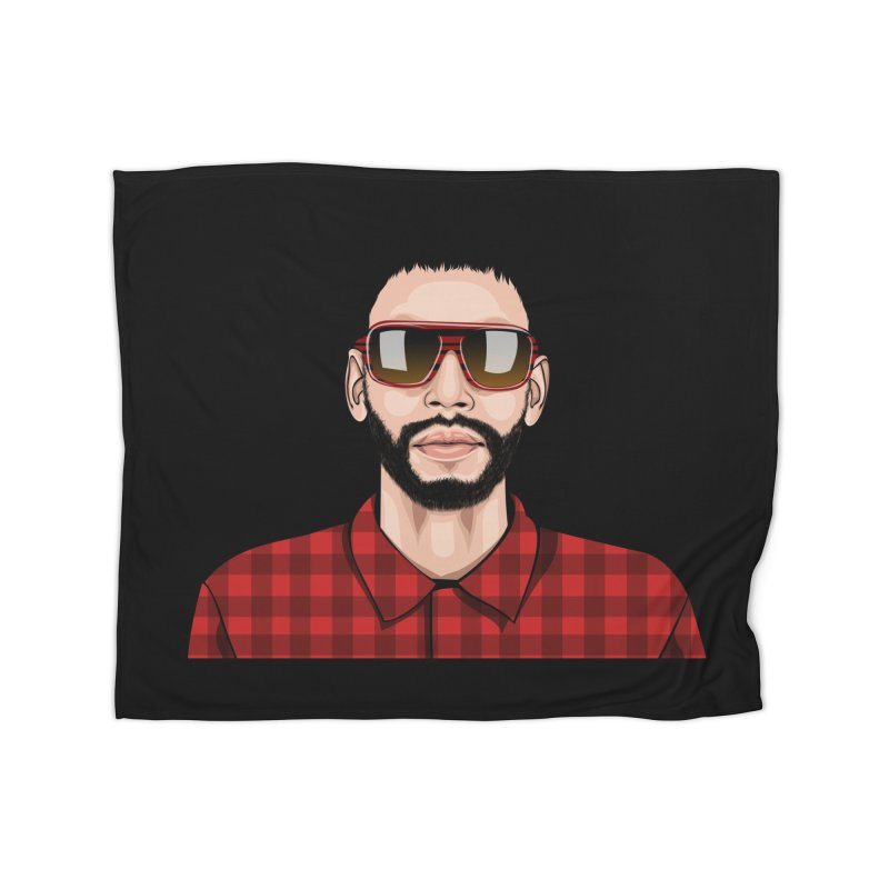 Let's Rock Home Blanket by 1111cr3w's Artist Shop