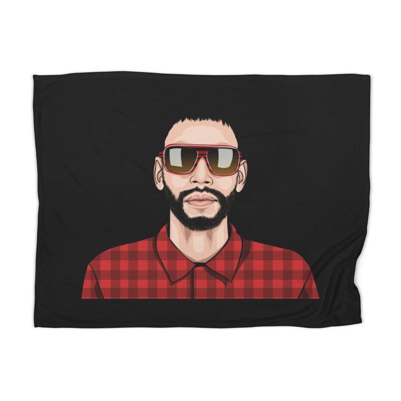 Let's Rock Home Blanket by 1111cr3w's Artist Shop