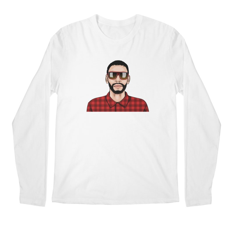 Let's Rock Men's Regular Longsleeve T-Shirt by 1111cr3w's Artist Shop