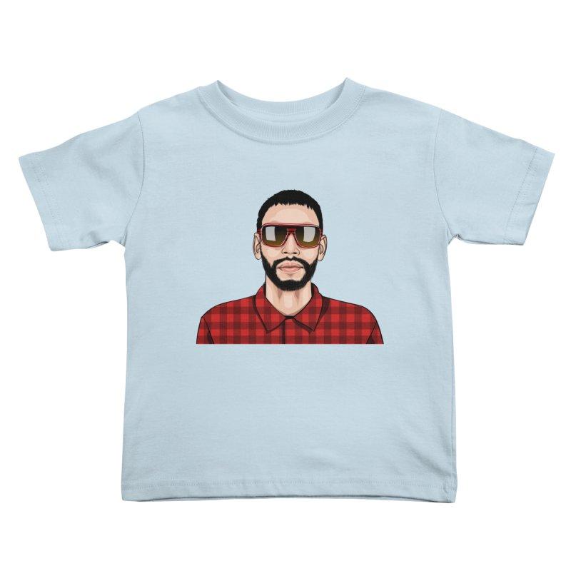Let's Rock Kids Toddler T-Shirt by 1111cr3w's Artist Shop