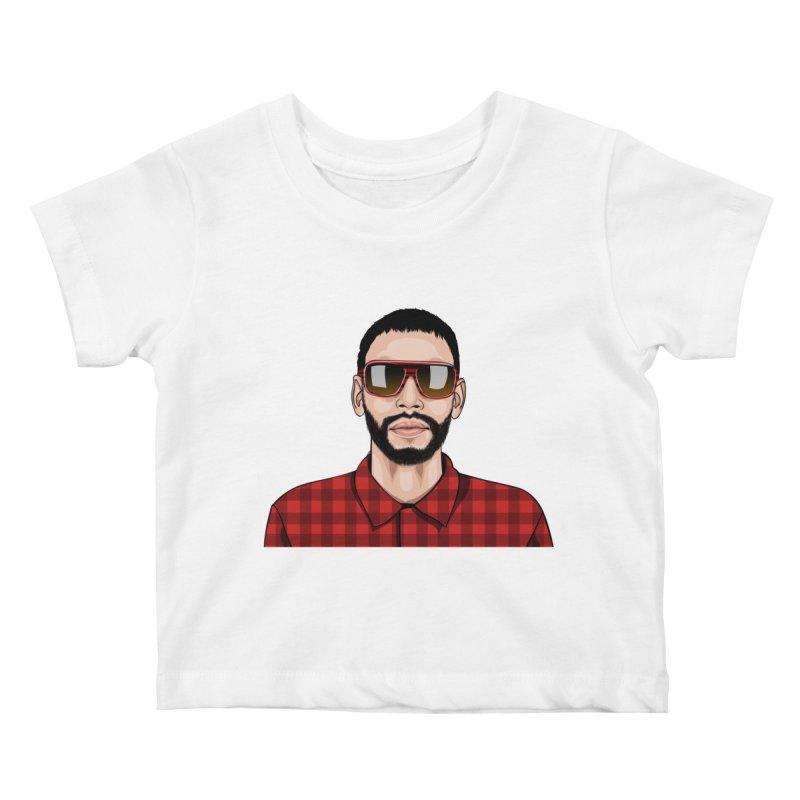 Let's Rock Kids Baby T-Shirt by 1111cr3w's Artist Shop