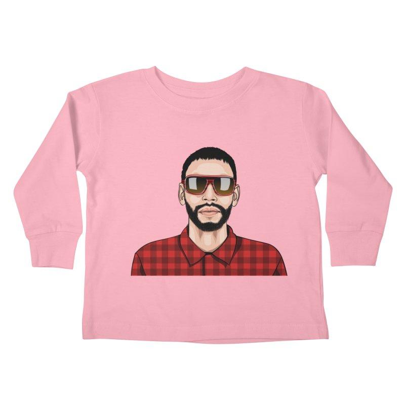 Let's Rock Kids Toddler Longsleeve T-Shirt by 1111cr3w's Artist Shop