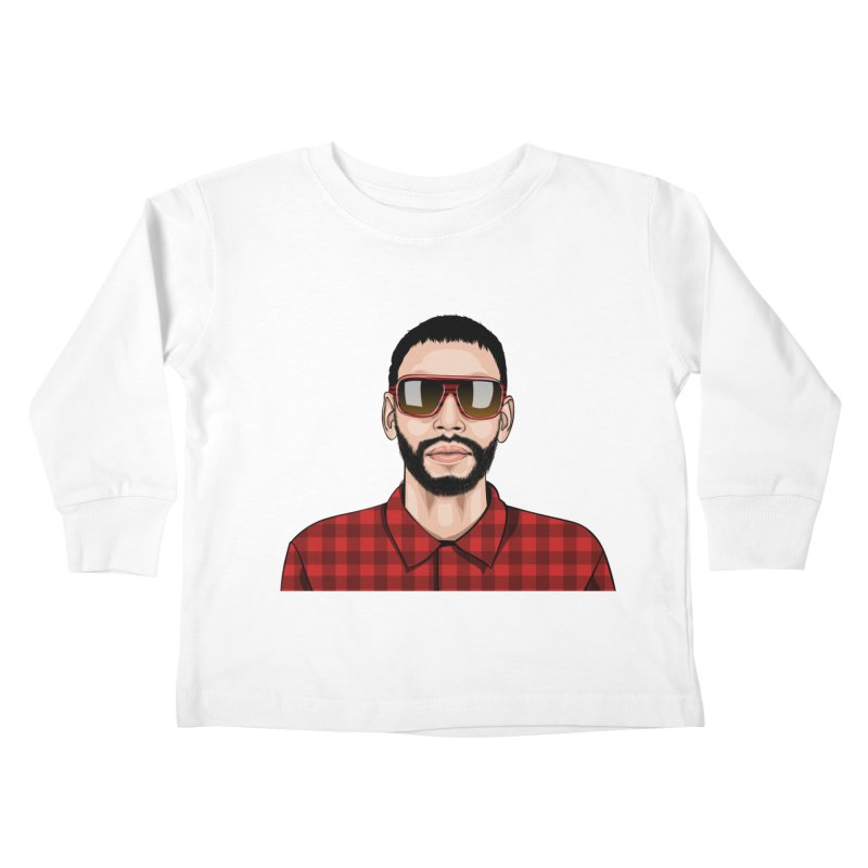 Let's Rock Kids Toddler Longsleeve T-Shirt by 1111cr3w's Artist Shop