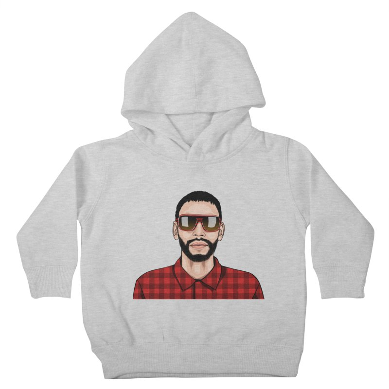 Let's Rock Kids Toddler Pullover Hoody by 1111cr3w's Artist Shop