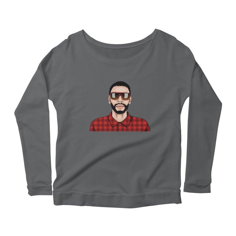 Let's Rock Women's Scoop Neck Longsleeve T-Shirt by 1111cr3w's Artist Shop