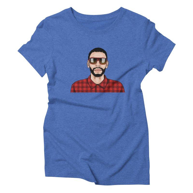 Let's Rock Women's Triblend T-Shirt by 1111cr3w's Artist Shop