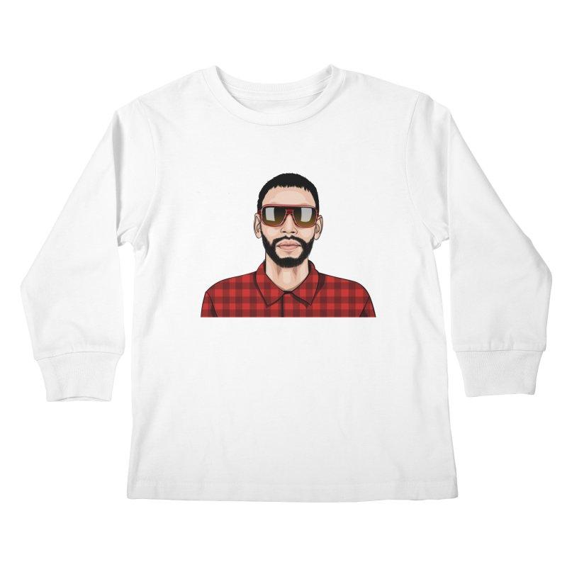 Let's Rock Kids Longsleeve T-Shirt by 1111cr3w's Artist Shop
