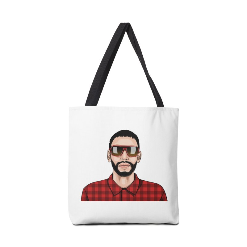 Let's Rock Accessories Tote Bag Bag by 1111cr3w's Artist Shop