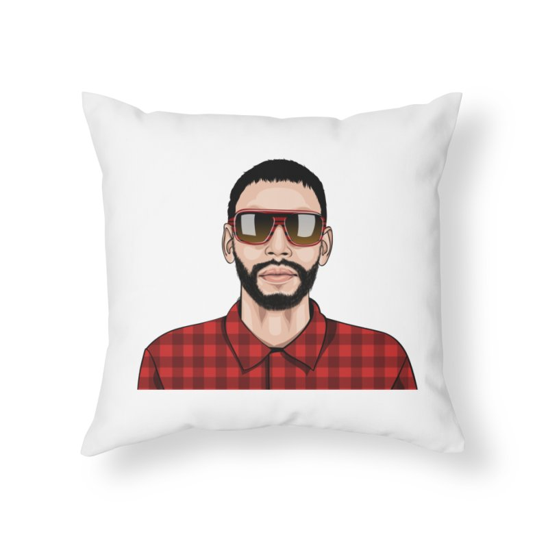 Let's Rock Home Throw Pillow by 1111cr3w's Artist Shop
