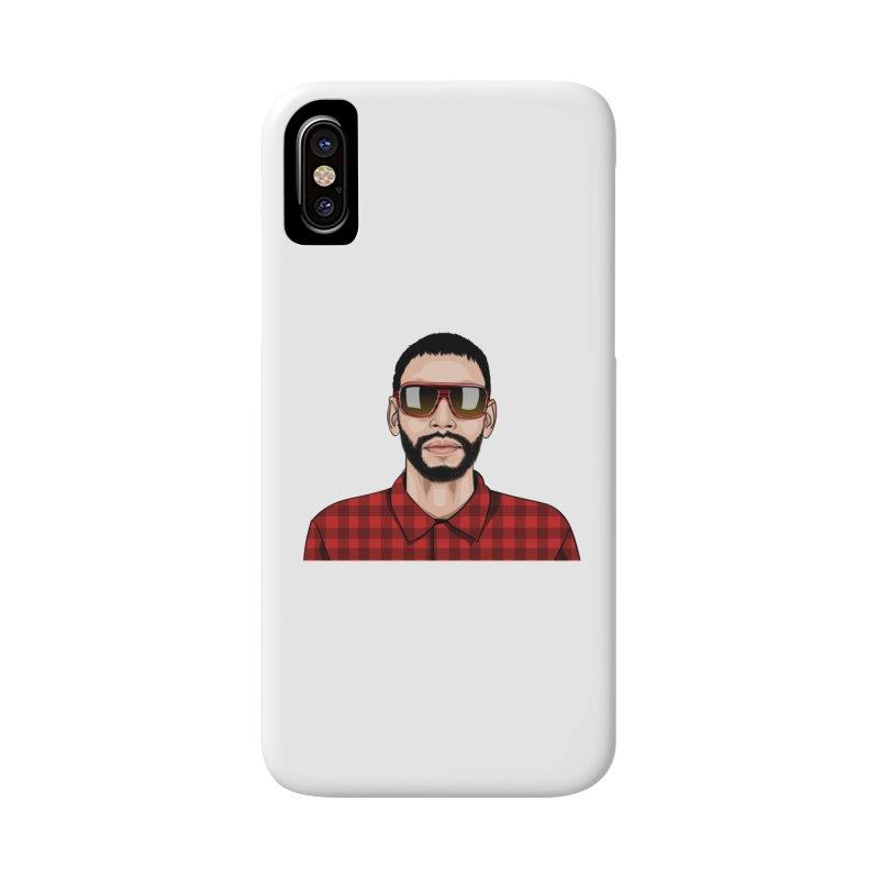 Let's Rock Accessories Phone Case by 1111cr3w's Artist Shop
