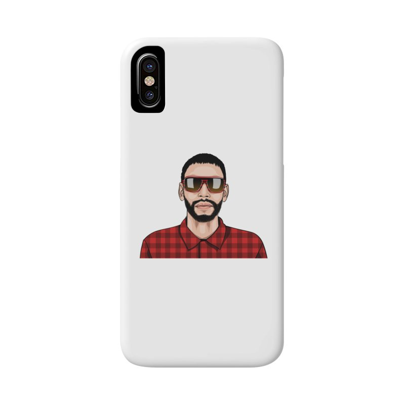Let's Rock Accessories Phone Case by 1111cr3w's Artist Shop