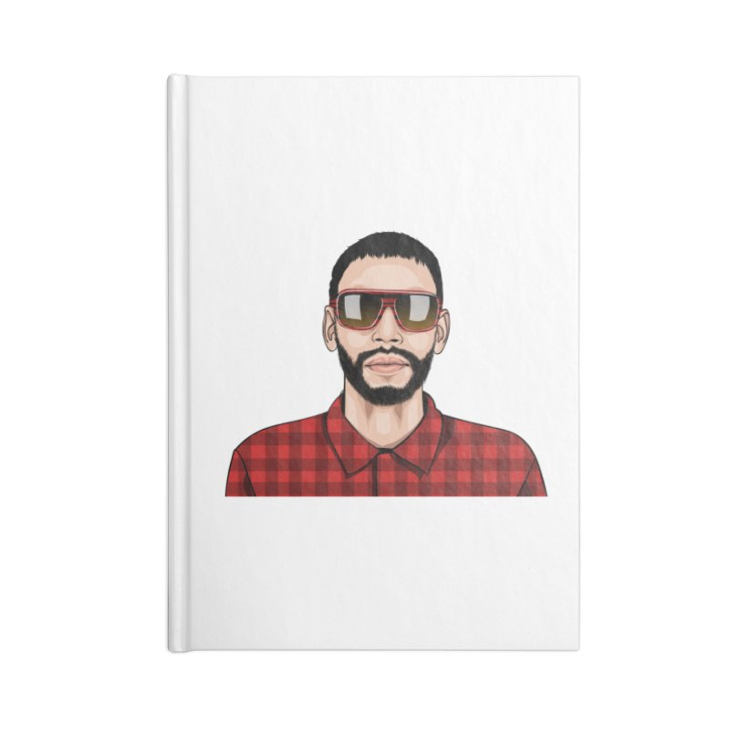 Let's Rock Accessories Notebook by 1111cr3w's Artist Shop