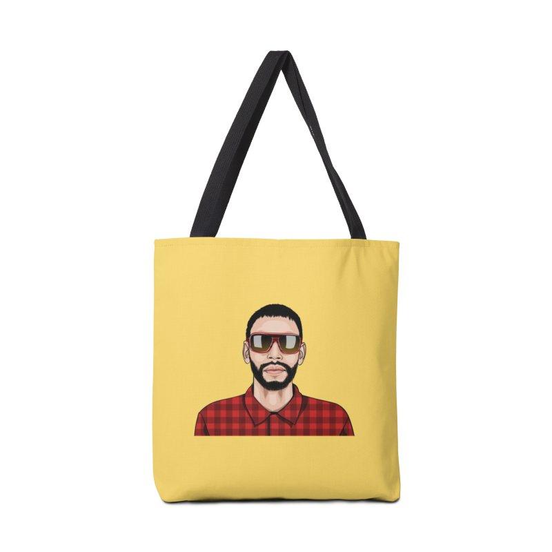 Let's Rock Accessories Bag by 1111cr3w's Artist Shop