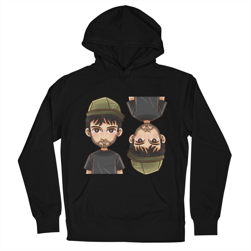 Cartoon Triff Women's French Terry Pullover Hoody by 1111cr3w's Artist Shop