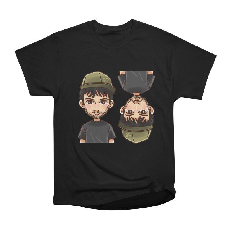 Cartoon Triff Men's Heavyweight T-Shirt by 1111cr3w's Artist Shop