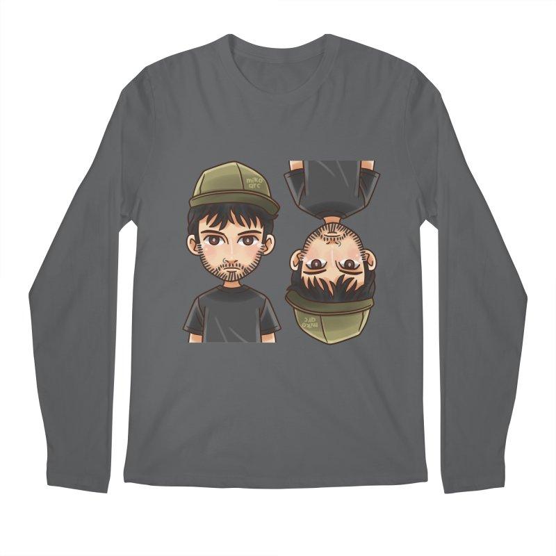 Cartoon Triff Men's Longsleeve T-Shirt by 1111cr3w's Artist Shop
