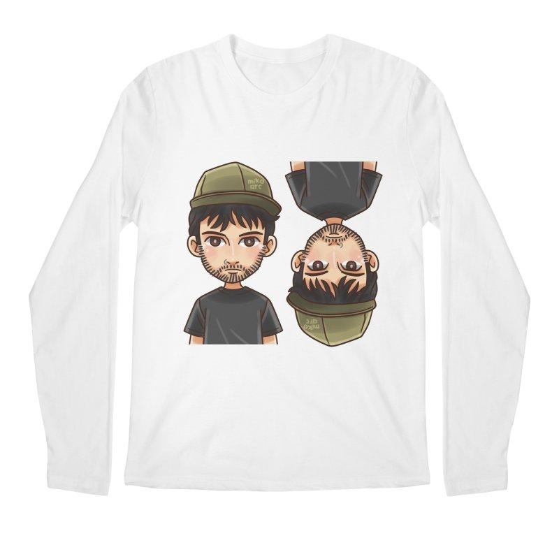 Cartoon Triff Men's Regular Longsleeve T-Shirt by 1111cr3w's Artist Shop