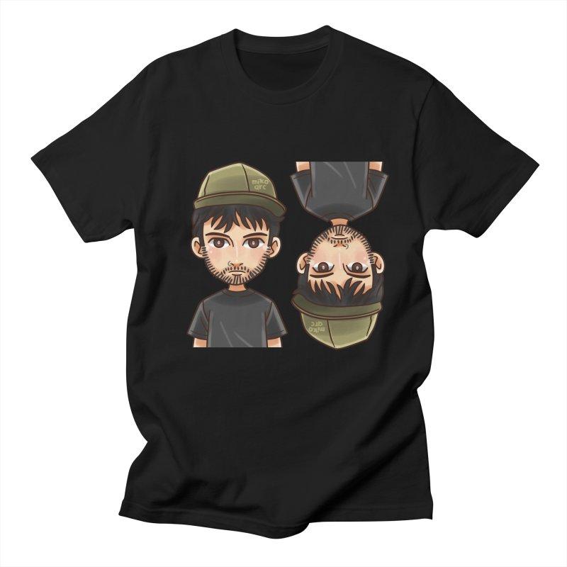 Cartoon Triff Men's Regular T-Shirt by 1111cr3w's Artist Shop